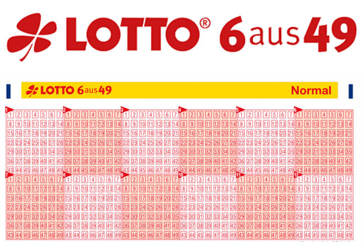 German Lotto Ticket