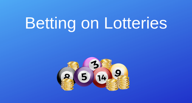 Betting on Lotteries