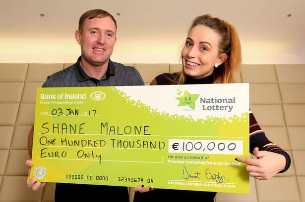 Irish Lotto Winners