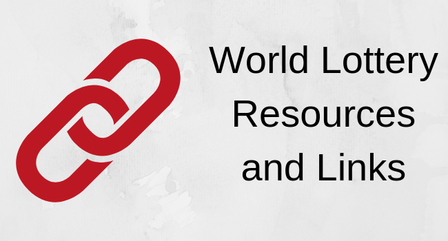 World Lottery Resources and Links