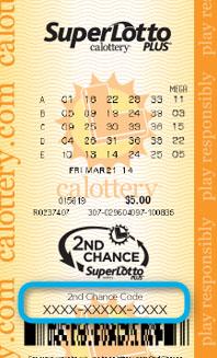 Super Lotto Ticket