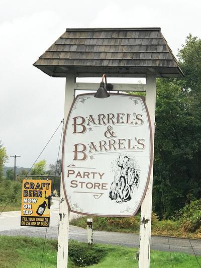 Barrels and Barrels Lottery Store