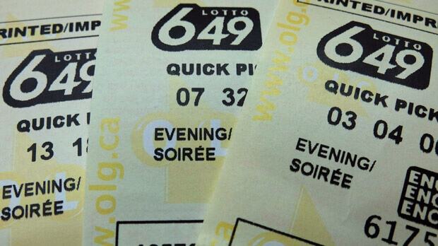 Canada Lotto Tickets