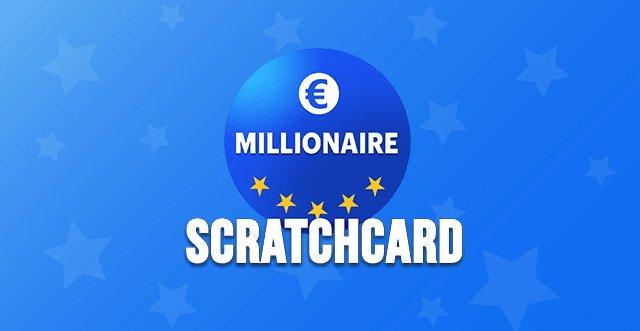 Millionaire Scratch Card