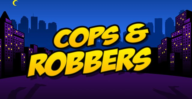 Cops and Robbers Online Scratch Card