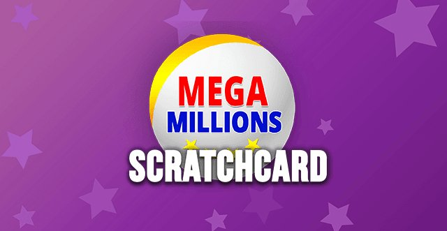 Mega Millions Scratch Card