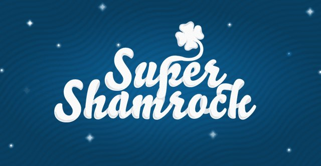 Super Shamrock Scratch Card
