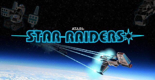 Star Raiders Scratch Card